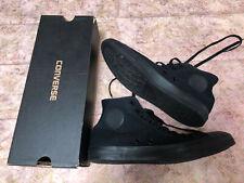 Converse shoes men's size 10.5 u.s. black monochrome canvas M3310 chuck taylor
