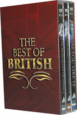 Best Of British BBC DVD The Shakespeare Collection I