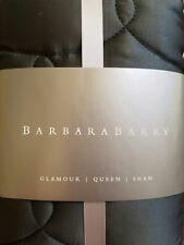 New Barbara Barry Glamour Seascape Standard Queen Pillow Sham