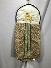 Disney Baby Diaper Holder Lion King Donna Hanging Beige