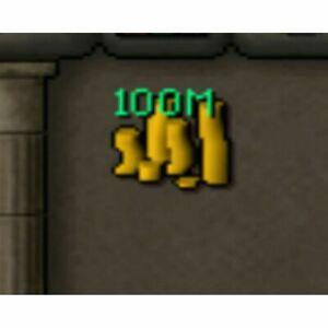 Runescape2007 GP (100M) OSRS Gold, Cheapest On eBay! 🔥🔥🔥