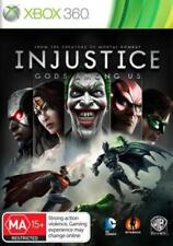 Injustice Gods Among Us Xbox 360 Game USED