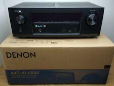 Denon AVR-X1100W  7.2 Receiver. Spotify, Wlan, Airplay, Bluetooth