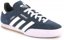 adidas Originals Samba Suede Men's Trainers 019332 - Dark Blue/White -Size UK 11