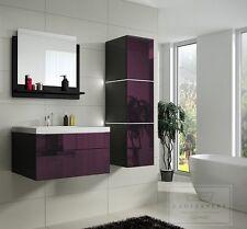Badezimmermöbel schwarz  Badmöbelsets in Schwarz | eBay