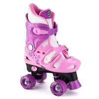 XOOTZ BOYS/GIRLS ROLLER SKATES ADJUSTABLE SIZES 10-12 13-3 3-5  PINK OR BLUE