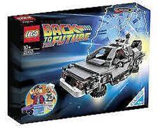 LEGO 21103 la macchina del tempo DeLorean ritorno al futuro Set