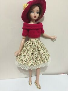 """Tonner  Outfit for 16"""" Ellowyne Wilde"""