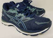 Asics Gel Nimbus 20 Size US 7.5 M (B)  Women's Running Shoes Indigo Teal T851N