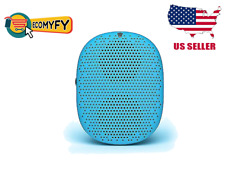 iSound Blueberry Bluetooth Speaker and Speakerphone PopDrop Blue