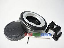 Tripod M42 Lens to Samsung NX adapter NX1 NX5 NX11 NX20 NX200 NX300 NX1000 + CAP