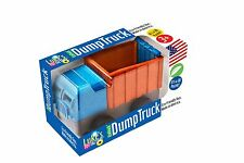 Luke's Toy Factory Dump Truck~3-D Puzzle~Eco-Friendly Toys~Fast Shipping
