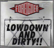 Foreigner-Lowdown And Dirty cd maxi single