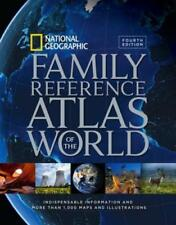 National Geographic Family Reference Atlas of the World, Fourth Edition: New
