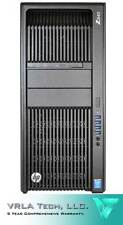 HP Z840 Workstation 2 x E5-2683 V3 28 CORES TOTAL 16GB RAM 1 x 3TB HDD 1125W