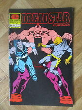 DREADSTAR #5 JIM STARLIN FINE/VERY FINE  (W10)