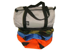 Duffle bag small nylon perfect for work,camping,beach,water resistant U.S. Made