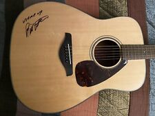 BILL WITHERS SIGNED yamaha ACOUSTIC GUITAR PROOF 'USE ME UP' RARE LP Vinyl