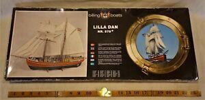 "Billing Boats ""Lilla Dan NR 576"" Model Boat Kit"