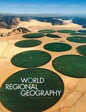 World Regional Geography 9th Ed EXCELLENT CONDITION