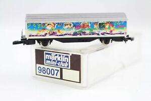 98007 Somo Christmas Car 1996 Märklin Mini Club Z Gauge + Top+