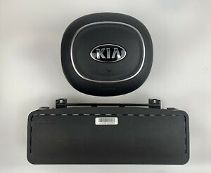 2021-2022 Kia Sorento Steering Wheel & Knee Air Bag New Original Kia Airbag 2pcs