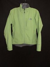 The North Face APEX  Green Windstopper Soft Shell Jacket  Women's Small NYZ21