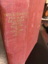 Memoirs of Extraordinary Popular Delusions (Volume 1 ONLY) by Mackay 1841 HB 2nd