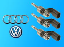 3 pcs TOP Price NEW VW VOLKSWAGEN OEM 07-16 Touareg-Fuel Injector 03H906036