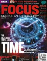 BBC Focus Magazine Time Virtual Reality Beat Stress Regeneration 3D Mapped Brain