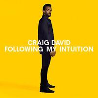 "Craig David - Following My Intuition (NEW 2x12"" VINYL LP)"