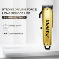 Electric Barber Rechargeable  Cordless Beard T-Blade Trimmer Clipper Cutting