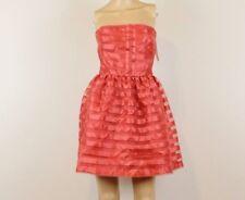 Frenchi Stripe Strapless Party Dress Size 11 Juniors