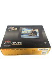 "Kodak EasyShare P86 8"" Digital Picture Photo Frame - Black Easy Share P86 - NEW"