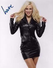 LANA WWE DIVA VALET RAVISHING RUSSIAN SIGNED AUTOGRAPH 8X10 PHOTO #7