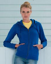 Hooded Plain Regular Size Hoodies & Sweats for Women