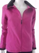 CAPE Womens Pink zipper up light weight Jacket size 8