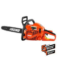 Echo Chainsaw Gas 2 Stroke Cycle Automatic Oiler Side Access Chain 30.5cc 16 in.