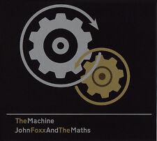 John Foxx and The Maths-the Machine CD