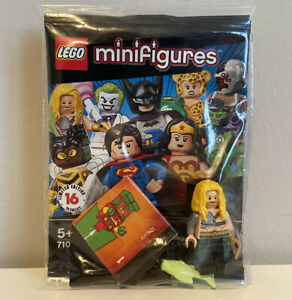 LEGO DC Minifigure Series (71026) Aquaman Minifigure *NEW-OPEN!*