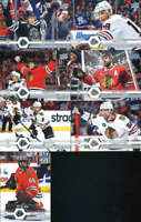 2019-20 Upper Deck Series 1 Hockey Chicago Blackhawks Team Set of 7 Cards