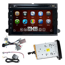 In Dash Bluetooth DVD Player GPS Navigation Navi Radio for 05-09 Ford Mustang