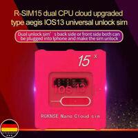 iPad mini 3 A1599 iCloud entfernen entsperren # Hardware Removal Unlock 100/%