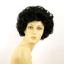 Peluca mujer corto rizado negro KIMBERLEY 1b PERUK