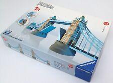 PROMO jeu de société PUZZLE 3D TOWER BRIDGE LONDON 216 pièces ravensburger