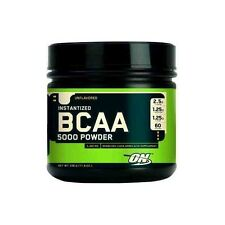 Optimum Instantized  BCAA 5000 Powder UNFLAVORED 60 Servings AMINO ACIDS