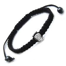 Neu Shamballa Armband 925 Silber Zirkonia Weiss Bead 5,6 Gramm #105