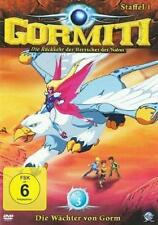 GORMITI Staffel 1.3 Die Wächter von Gorm DVD 2011 NEU/OVP
