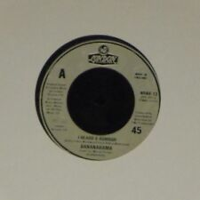 "BANANARAMA 'I HEARD A RUMOUR' UK 7"" SINGLE"