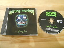 CD pop saut Monkey-Mr Funny Face (13 chanson) noble Hollywood rec
